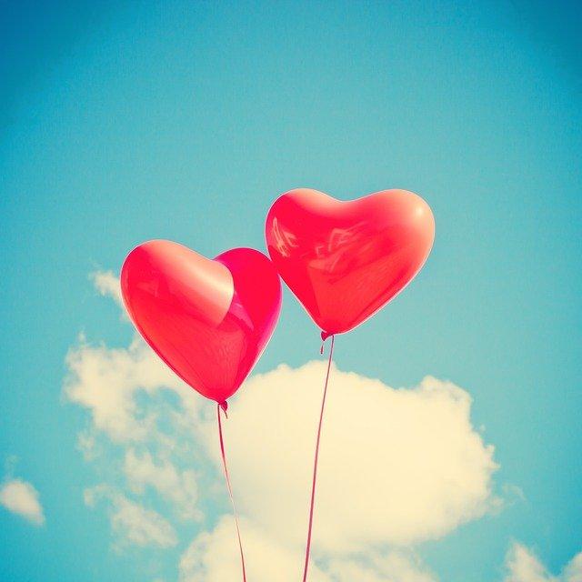 Balloon Heart Love Red Romantic  - autumnsgoddess0 / Pixabay