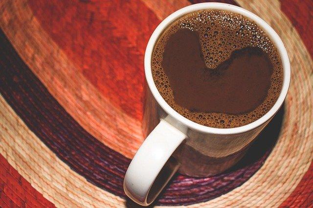 Coffee Chocolate Drink Cup Drink  - Aldarami / Pixabay