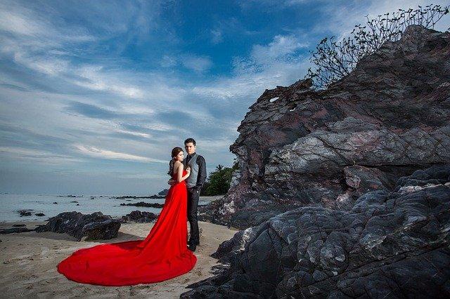 Couple Groom Bride Wedding  - sonamabcd / Pixabay
