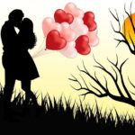 Couple Kiss Silhouette Love  - susan-lu4esm / Pixabay