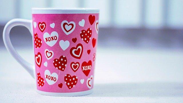 Cup Love Valentine Coffee Heart  - Xan_Photography / Pixabay