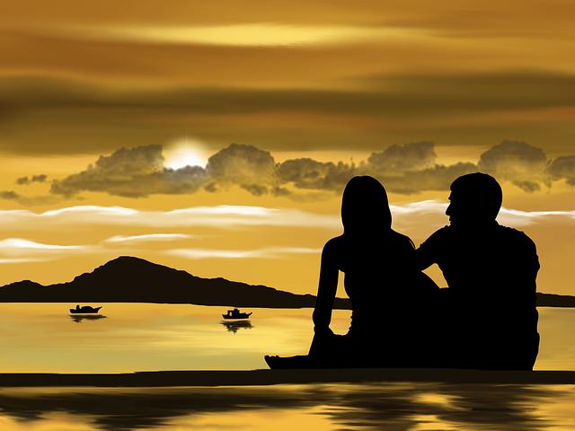 Digital Art Artwork Together Couple  - bngdesigner / Pixabay