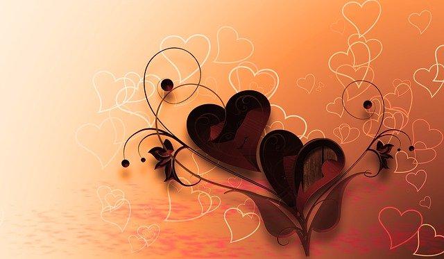 Heart Love Background  - kalhh / Pixabay