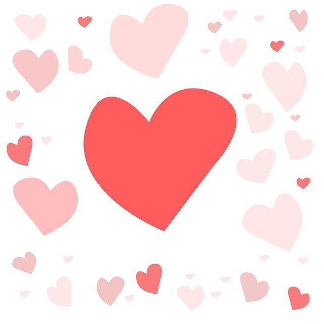 Heart Love Love Heart Valentine  - monicore / Pixabay