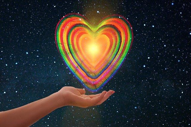 Heart Love Luck Hand Star  - geralt / Pixabay