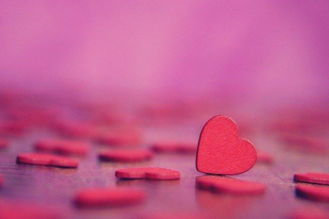 Heart Love Pink Red Wedding  - Kranich17 / Pixabay