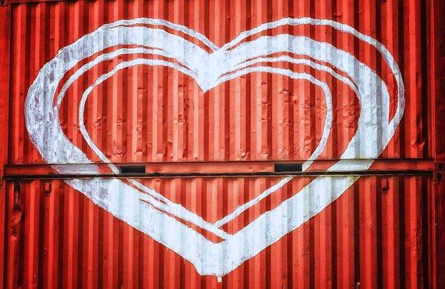 Heart Love Valentine S Day Romantic  - Tama66 / Pixabay