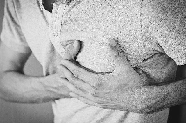 Heartache Chest Pain Hurt Pain  - Pexels / Pixabay