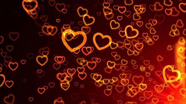 Love Hearts Pattern Design  - tommyvideo / Pixabay