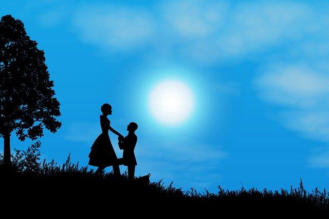Love Romantic Couple Happy Romance  - susan-lu4esm / Pixabay