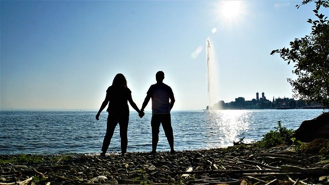 Man And Woman Pair Love Romance  - Mylene2401 / Pixabay