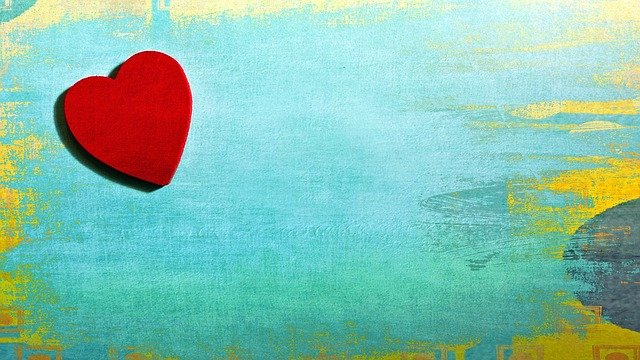 Red Heart Love Symbol Romance Day  - DWilliam / Pixabay