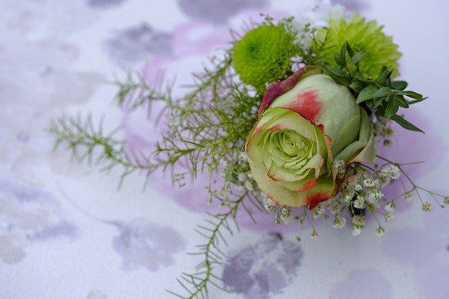 Rose Bouquet Of Roses Bouquet  - Bru-nO / Pixabay
