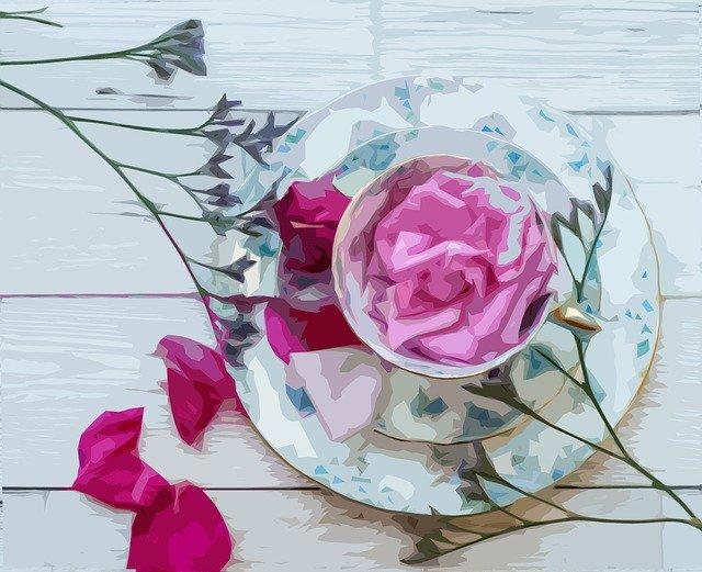 Rose Flower Romance Wedding Love  - Babyboomer100 / Pixabay