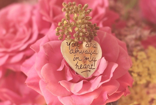 Roses Heart  - pixel2013 / Pixabay