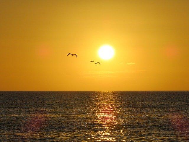 Sunset Sun Abendstimmung  - Petra4711 / Pixabay