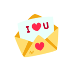 Valentine I Love You Letter Mail  - Zweed_N_roll / Pixabay