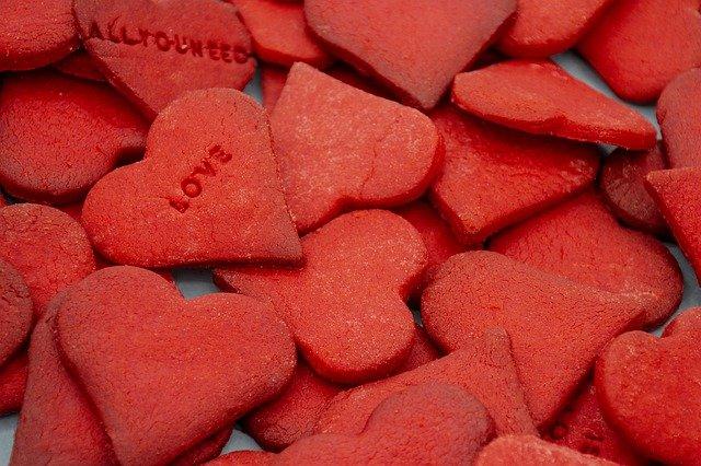 Walentyki Love Valentine S Day  - aga2rk / Pixabay